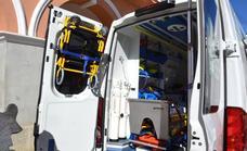 El SES no renovará la base local de la ambulancia de Soporte Vital Básico