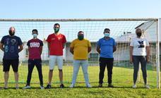 La Escuela de Fútbol ADCV arranca la temporada con más de cien jugadores y nueva directiva