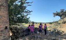 Una nueva ruta de senderismo de naturaleza visitará 'El molino de Coquita'
