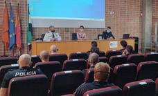 El jefe de la Policía Local se forma en un curso para promocionar a oficial