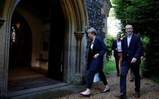 May se acerca al acuerdo vital con los unionistas