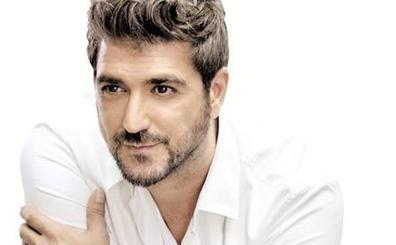Antonio Orozco actuará el 12 de agosto en Almaraz