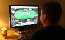 El juego 'online' concentra el mayor porcentaje de apostadores con problemas
