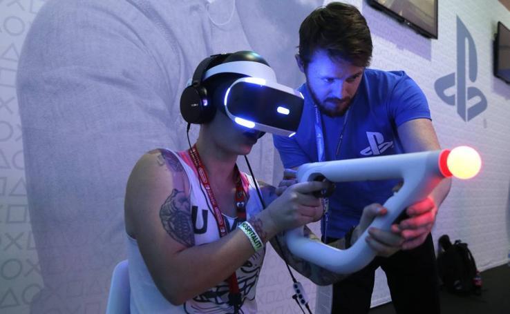 Apertura de la feria E3 en Los Ángeles