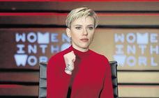 Scarlett Johansson, ¿enamorada de nuevo?