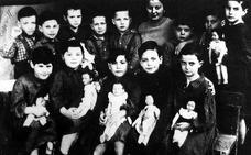 Niños rusos de la guerra, espías para Franco y la CIA