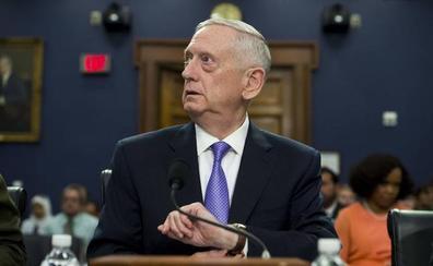 El jefe del Pentágono asegura que una guerra con Corea del Norte sería «catastrófica»