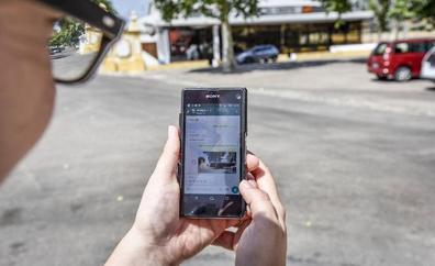 «Por fin puedo mandar whatsapps desde Elvas»