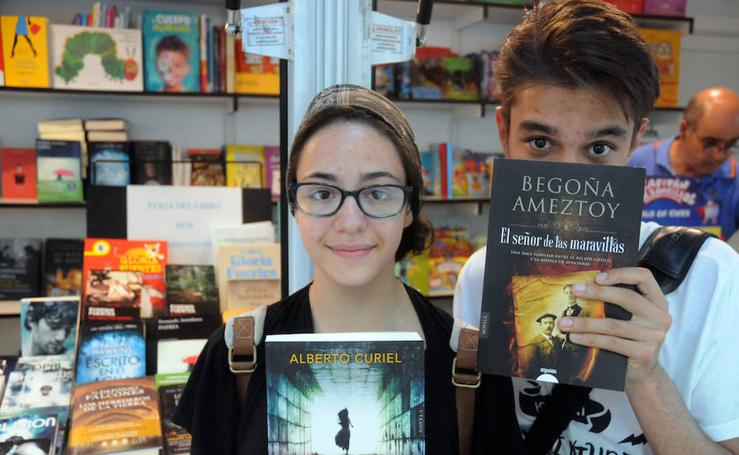 Arranca la Feria del Libro de Mérida
