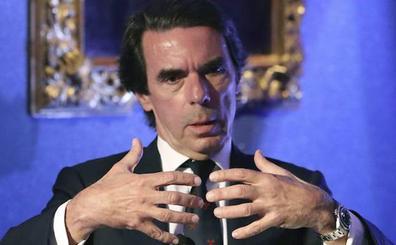 Aznar reúne a sus exministros de Exteriores para FAES