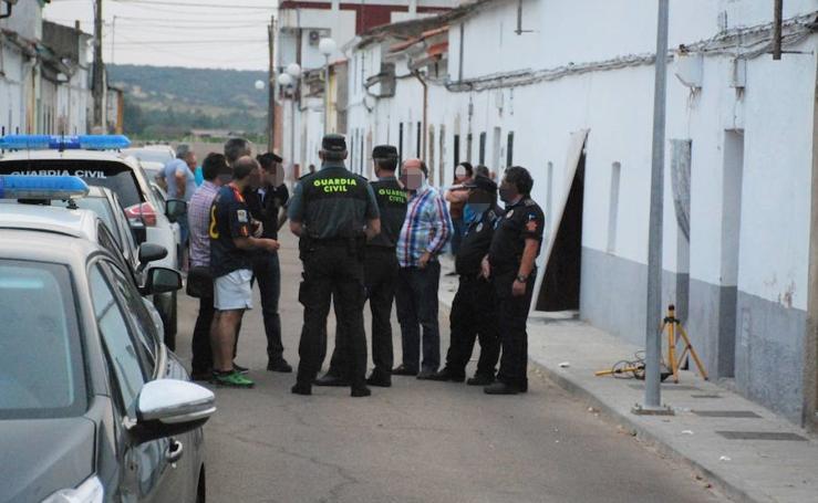 Detenida una mujer por matar presuntamente a su pareja en Madrigalejo