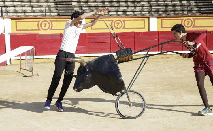 La Escuela Taurina de Badajoz