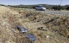 Segundo accidente con dos muertos en 19 días en la carretera 'de las torres'