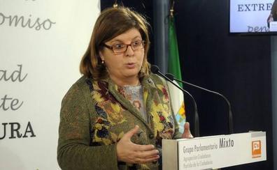 El fiscal pide al TSJEx que Victoria Domínguez declare como investigada
