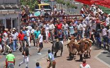 Un joven de 20 años resulta herido tras ser arrollado por un toro en los Sanjuanes de Coria