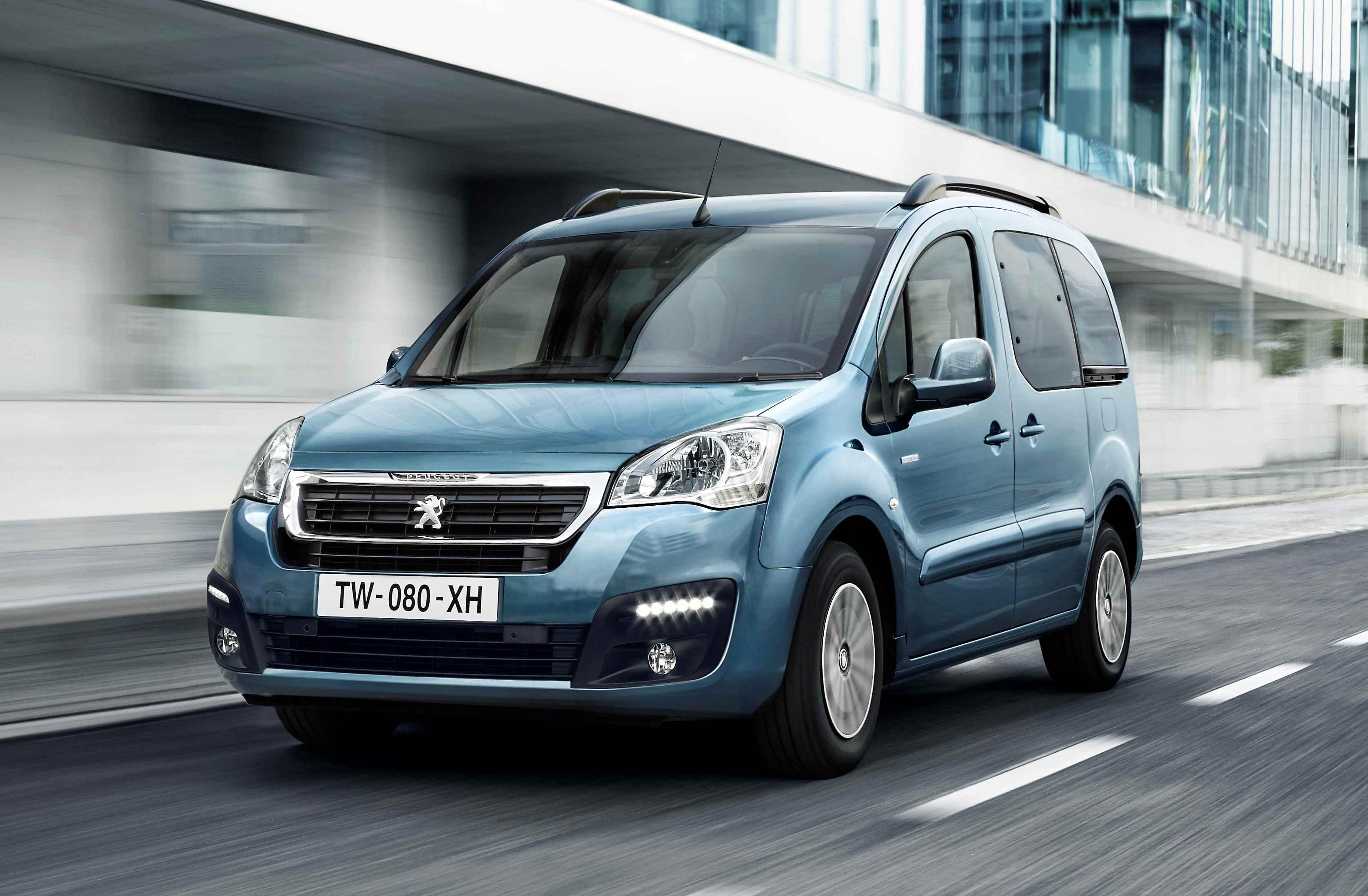 Peugeot Partner Tepee Electric, mayores ventajas
