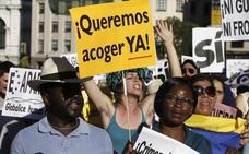 Las ONG denuncian que España no cumplirá su compromiso de acoger a 17.387 refugiados
