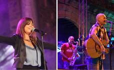 Vanesa Martin y Celtas Cortos, últimos conciertos de San Juan