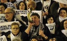 El 73% de los presos de ETA apuestan por la vía legal para la excarcelación