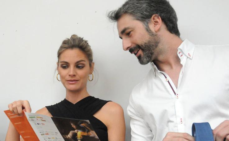 Amaia Salamanca y Ricardo Gómez protagonizan la apertura del Festival de Mérida