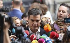 Pedro Sánchez evita pronunciarse sobre el puesto de su hermano en Diputación
