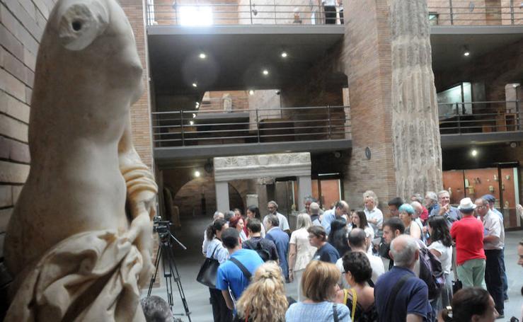 El Museo Romano expone Mujeres de Augusta Emerita