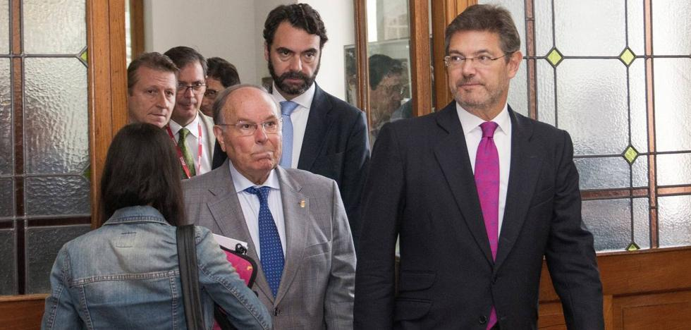 """Catalá recuerda y homenajea a Miguel Ángel Blanco frente a quienes se """"niegan"""" a hacerlo"""
