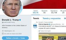 Presentan una demanda contra Trump por bloquear a sus críticos en Twitter