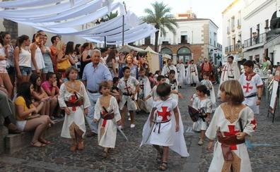 Jerez regresará este fin de semana a la época medieval con el Festival Templario