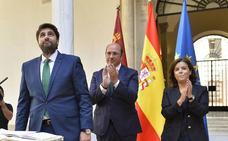 Santamaría recuerda que PAS «ya no es presidente» y que el PP «cumple con sus códigos éticos»