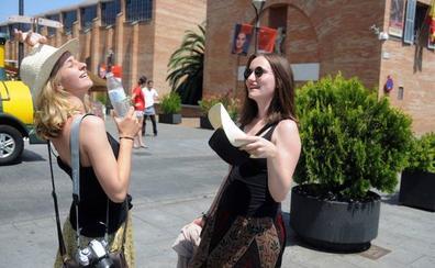 Jerez de los Caballeros, Badajoz y Castuera superan los 45 grados