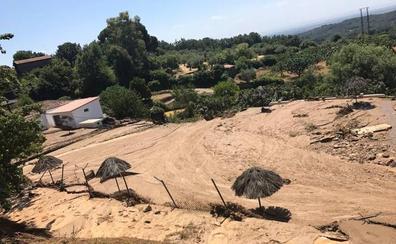 Valoran en unos 600.000 euros los daños en Valverde de la Vera