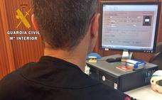 Detienen a los responsables de un centro médico por emitir certificados falsos