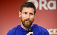 Messi: «Estoy con muchas ganas de empezar y de conocer a Valverde»
