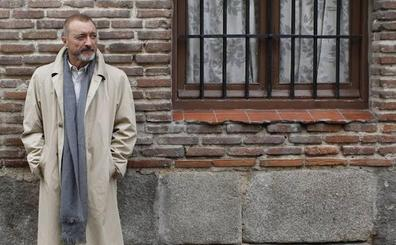 Arturo Pérez Reverte recibe el premio literario Jacques Audiberti
