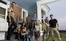 Muere un doble de la serie 'The Walking Dead' durante el rodaje de la serie