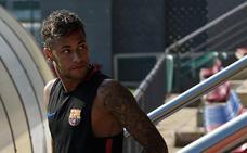 Neymar inquieta al barcelonismo