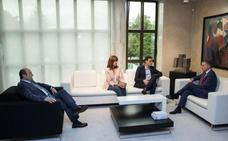 Urkullu y Sánchez coinciden en impulsar «una reflexión sobre el modelo de Estado»