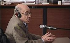 Millet desconoce el paradero de los millones del Palau: «Mucha gente cobraba en negro»
