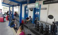 46 viajeros del tren a Puertollano se quedan en tierra por otra avería