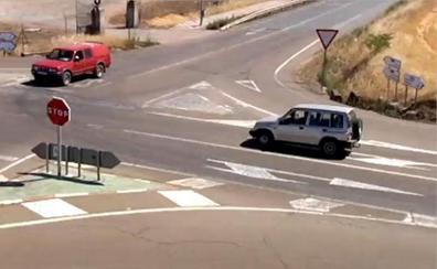 La carretera más peligrosa de España está en Extremadura
