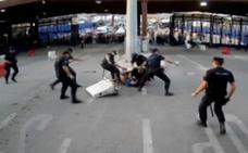 Prisión para el hombre que atacó a la Policía en la frontera de Melilla
