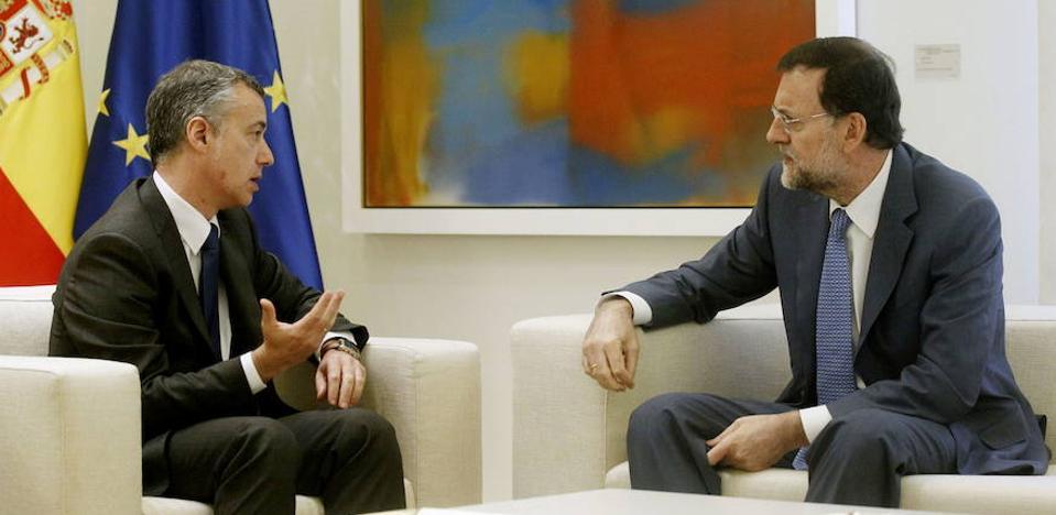 Urkullu pide «diálogo» sobre Cataluña: «No creo en los caminos sin retorno»