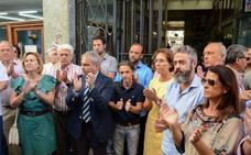 Todos los partidos apoyan la protesta contra la agresión a un funcionario