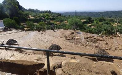 La Diputación de Cáceres destina 325.000 para mejoras tras la rotura de la balsa en Valverde
