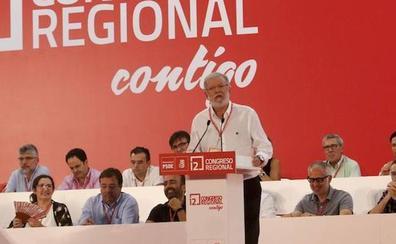 Ibarra anima a los socialistas a mantener las «convicciones» de la socialdemocracia