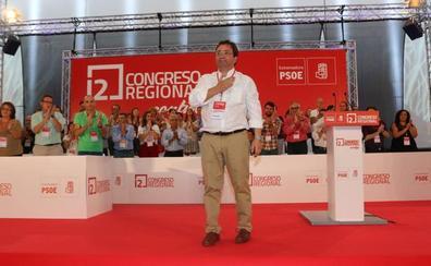 Lara Garlito y Marisol Mateos lideran el núcleo duro del PSOE extremeño