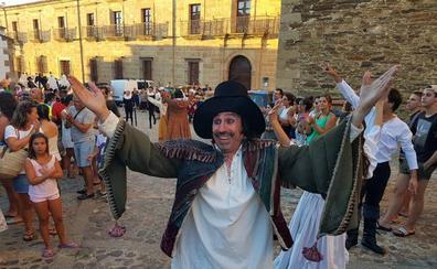 El festival de Alcántara llena de teatro sus calles