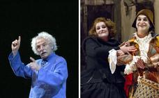 Clásicos teatrales en un marco diferente