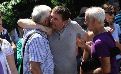 La izquierda abertzale se vuelca con el preso extremeño de ETA Kepa del Hoyo